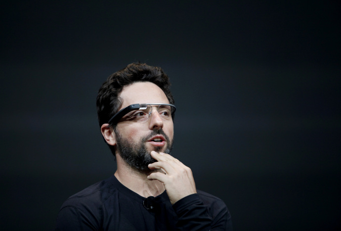 How can we make Glasses and Black not cool? Google Glass!